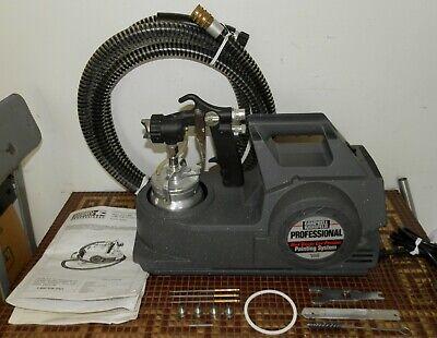 Campbell Hausfeld Professional High Volume Low Pressure Sprayer W Accessories.