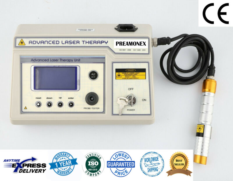 Low Level Laser Therapy for Physiotherapy stress management Therapy  7h