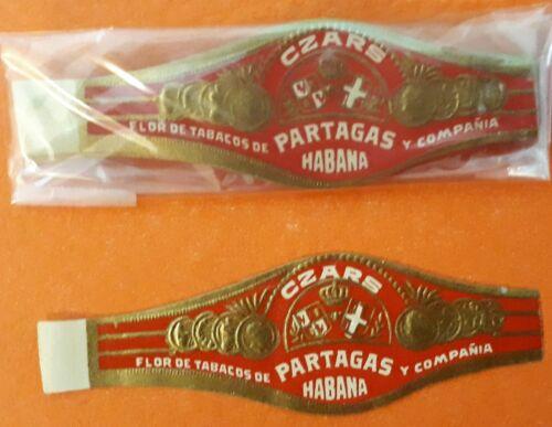Cigar Bands on Sale: 1920-1950 OLD HABANA VITOLAS, set of 25 Similar – S380