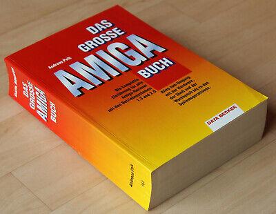 Data Becker Das Grosse Amiga Buch