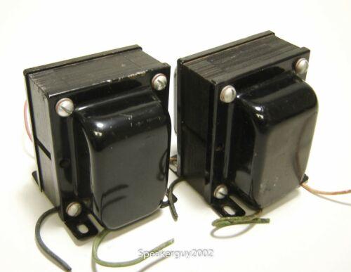 Pair Baldwin 46H Output Transformers / EL84 6BQ5 PPP / C512-025947 -- KT1