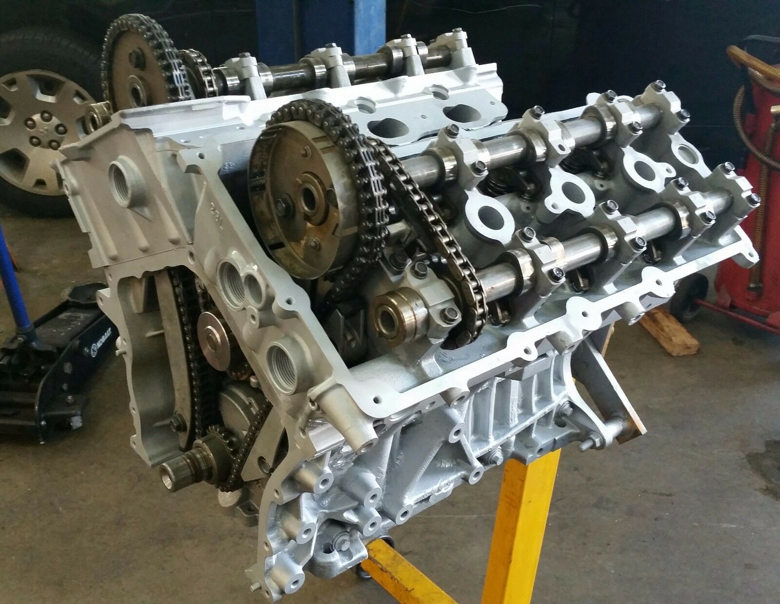 Reman   Rebuilt Long Block Engine 2 7l Chrysler  Dodge 300