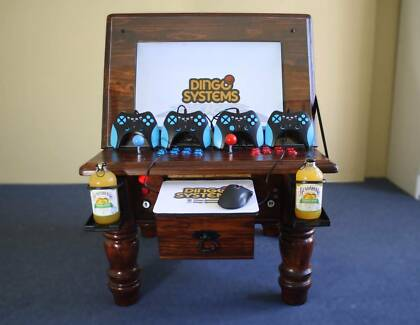 ULTIMATE GAMING TABLE!!