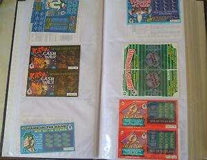 Huge-Collection-of-UK-National-Lottery-Genuine-Mint-Scratchcards