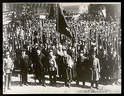 Press-Photo Foto 1957 UDSSR 40. Jahrestag Oktoberrevolution Moskau