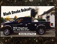 Black Smoke Bobcat