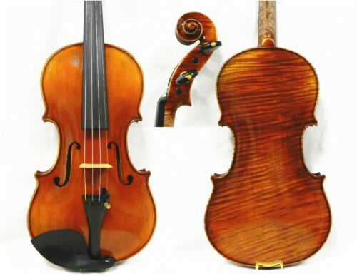 Used Master Art Violin Outfit 4/4 Size Professional Instrument!