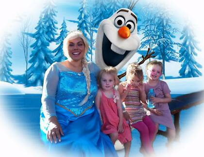 Fantastic Frozen parties from as little as $150 Swan View Swan Area Preview