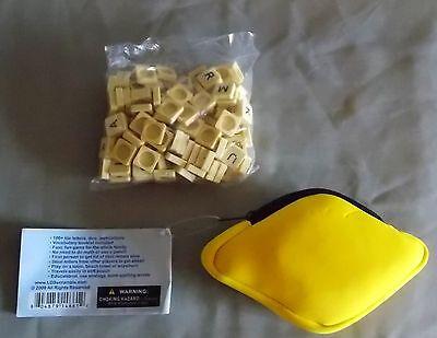 Scramble Word Game (LDS Scramble Word Game Tiles Crossword Mormon Family FHE Yellow Padded)