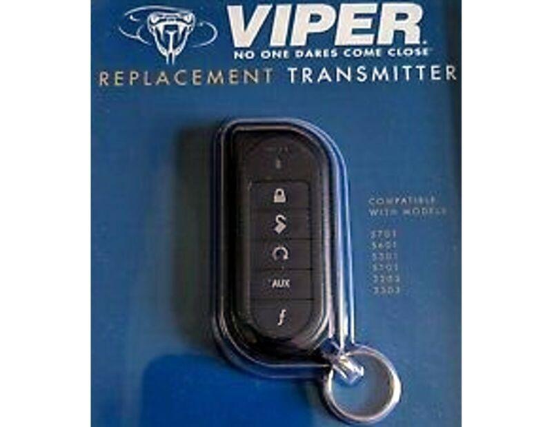 7153V VIPER Supercode REMOTE 5101 5104 5204 Also Replaces Discontinued 7152V