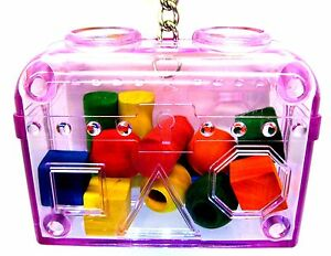 60019-LARGE-TREASURE-CHEST-birds-foraging-toys-cages-parrot-plastic-unbreakable