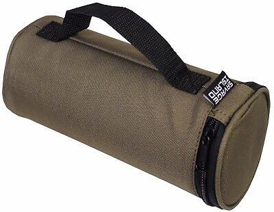Spod Marker Float Tube Hard Case Baiting Carp Fishing Bag Pouch - 225