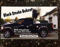 Black Smoke Bobcat