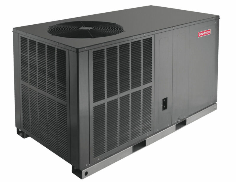 4 Ton Goodman 14 Seer R-410a Package Unit Gpc1448h41