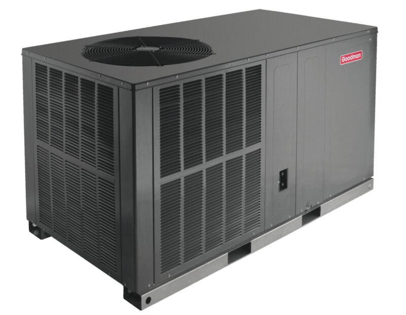 3 Ton Goodman 14 Seer Heat Pump R-410a Package Unit Gph1436h41