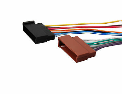 Ford Premium Radio Wiring Harness - For 1985-04 Ford Radio Non Premium Sound Wiring Harness Mustang F-Series Pickup