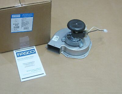 Fasco A362 Draft Inducer Furnace Blower Motor For Trane 7002-3273 D341663p05