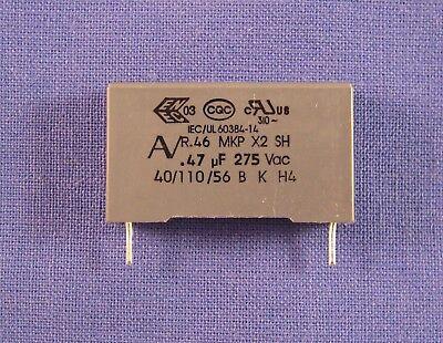 Philips Senseo® Kondensator 0,47µF 47K 470nF 275V AC MKP X2 SH (Kondensator Ac)