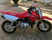 CRF 50 2007 Model High Wycombe Kalamunda Area Preview