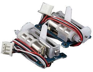 Ultra Micro Linear Servo 1.7g for 3D Flight 1 x Pair Left & Right - HK3D - DAR79