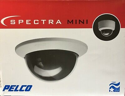 Pelco Sd4-w0 Ptz Analog Pan Tilt Zoom Indoor Camera. In Very Good Condition.