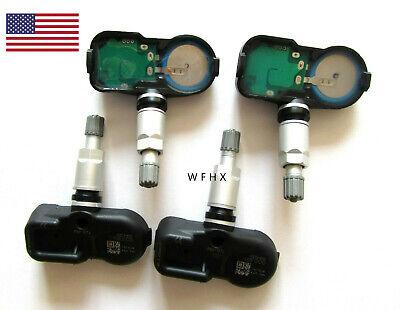 4PCS  OEM 42607-33021 PMV-107J For Toyota Lexus Scion TIRE PRESSURE SENSOR TPMS