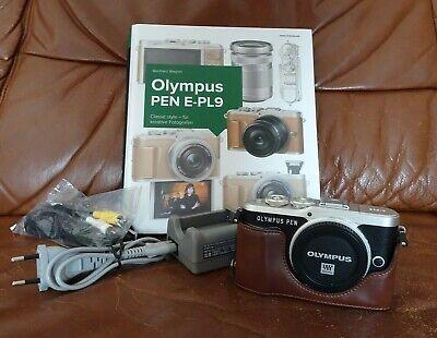 Olympus Pen E-PL9 Kamera Body MFT Systemkamera Fotokamera