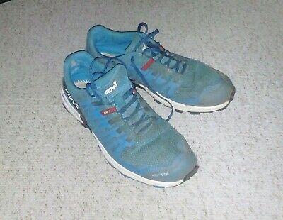Men's Inov8 Roclite 290 Trail Off Road Running Trainers - Size 9.5 EU 44