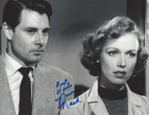 NOREEN NASH SIGNED AUTHENTIC PHANTOM FROM SPACE 8X10 PHOTO B w/COA ACTRESS GIANT