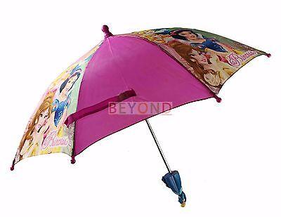 (Disney Princess Molded Handle Umbrella )