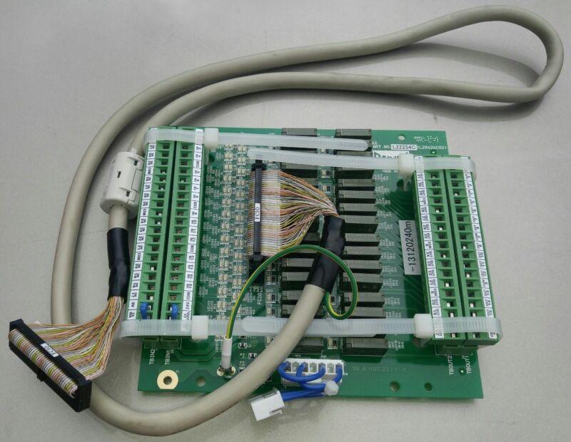 Otc Daihen Fd Relay Board With Accessories