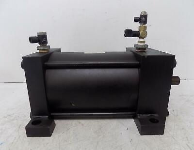 Bimba Trd Manufacturing 6 X 6 Borestroke Pneumatic Cylinder