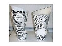 Maxwell Williams French Fries Cup and Sauce Dish x 2 - Boxed and Unused