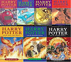 Harry Potter Hardcover Complete Set Kitchener / Waterloo Kitchener Area image 1