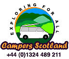 Campers Scotland