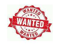 Wanted motorbike job or any job
