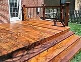 Low cost deck and fence repairs