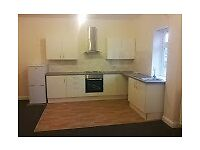 1 bed self contained studio new kictchen bathroom heating hot water white goods furniture included