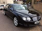 BENTLEY CONTINENTAL FLYING SPUR 6.0 W12 2010 BLACK