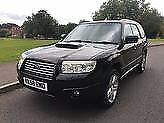 Subaru Forester 2.5 XT 5dr