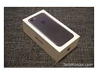 apple iPhone 7 128 gb brand new sealed on ee