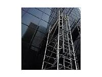 ALUMINIUM SCAFFOLDING TOWERS WANTED