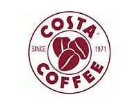 RECRUITING NOW: Costa Coffee - Full and Part Time Barista positions in Edinburgh City Centre