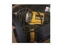 Dewalt DW294 Heavy Duty Impact Wrench ¾ in drive 110 volt