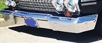 1963 impala front & rear bumpers $500