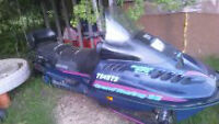 Good SnowMobile Water cooled 670 CC For sale