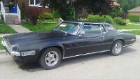 1968 Ford Thunderbird Coupe (2 door)