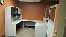 Complete Office Desk and diving system(s)