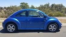 2002 Volkswagen Beetle Hatchback Wyndham Vale Wyndham Area Preview