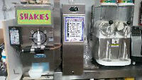 Ice Cream Equipment ,complete ice cream parlour ..